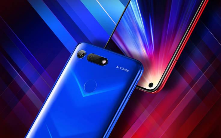 Το Honor View20 ανατρέπει τα δεδομένα στη βιομηχανία των smartphone